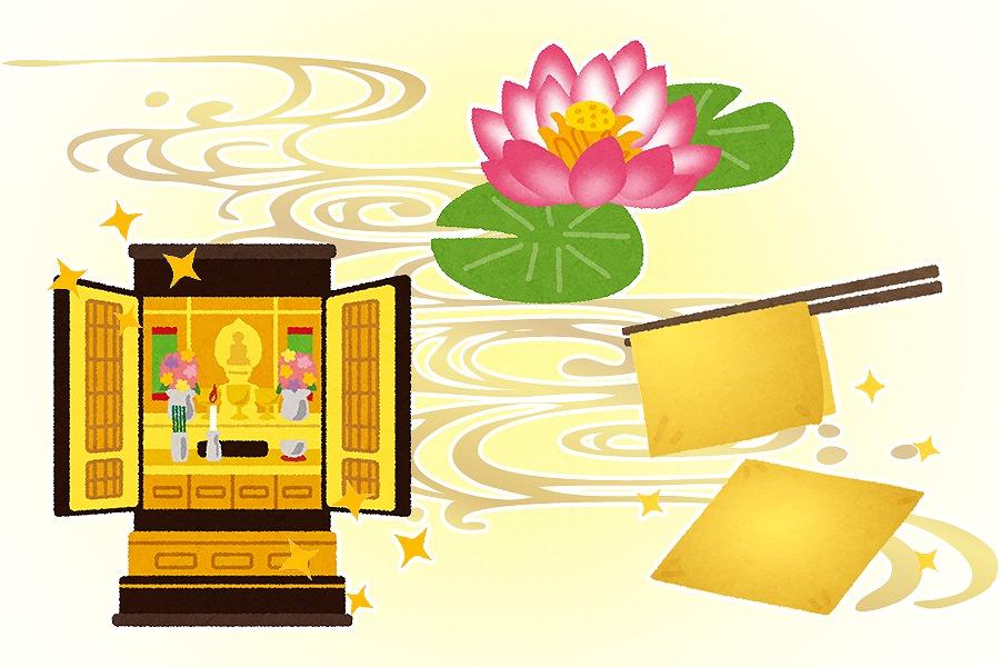 金仏壇のつくり方。どんな職人さんたちがつくっているの?