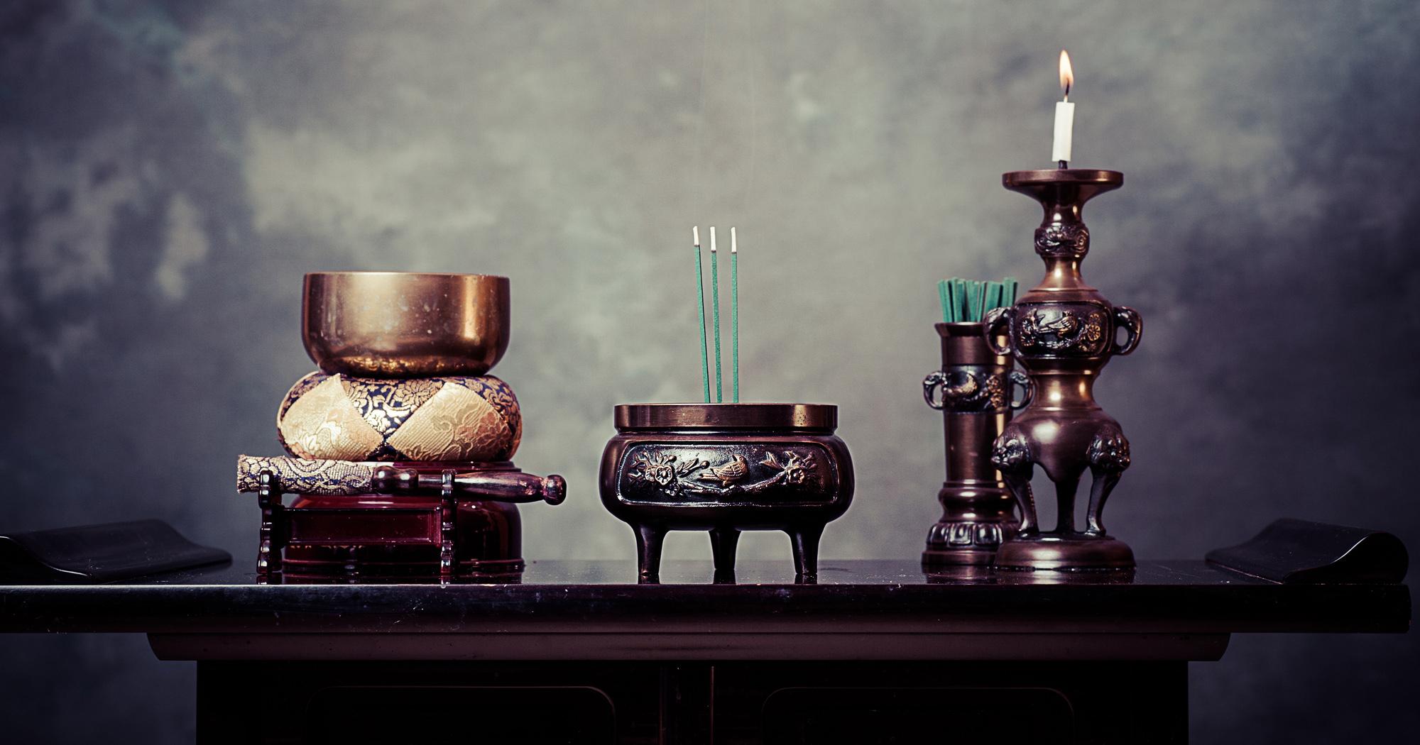 仏壇・仏具の祀り方