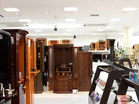 メモリアル仏壇の金宝堂 松戸店
